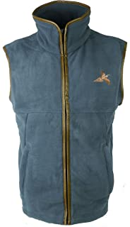 X-Small, Navy Blue Jack Pyke Junior Kids Countryman Fleece Gilet