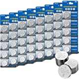 CR 2032 Batterien CR2032 Lithium Knopfzellen/Knopfbatterien (3V, 40-er Pack)
