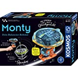 Monty - Dein Balancier-Roboter: Experimentierkasten