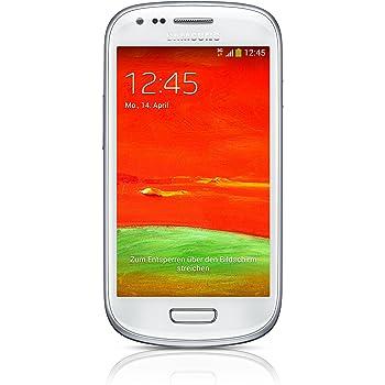 Samsung Galaxy S3 mini I8190 Smartphone 10,2 cm: Amazon.de