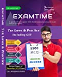 Examtime 5000 MCQ on tax laws and practice by cma anupama shukla for cs executive june 2019 Exam