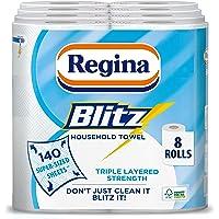 Regina Blitz Haushalt Handtücher, 4Stück, insgesamt 8