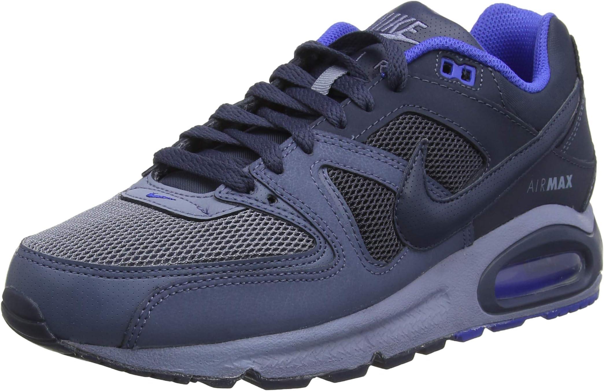 herrensneaker einkaufen auf amazon fashion  nike herren air max command sneaker, mehrfarbig