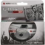 Agfa Foto LeBox Negro/Blanco con Flash y hasta 36 imágenes en Blanco y Negro
