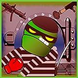 Kill The Zombie Thief - a ragdoll physics beat game