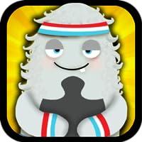 Jeux de Monstres Pour Enfants : Puzzles HD (Kindle Tablet Edition)