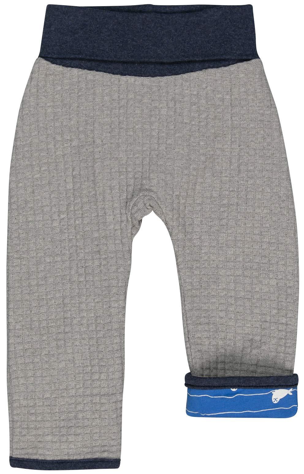loud + proud Wendehose Strick Aus Bio Baumwolle, Gots Zertifiziert Pantalones para Bebés 2