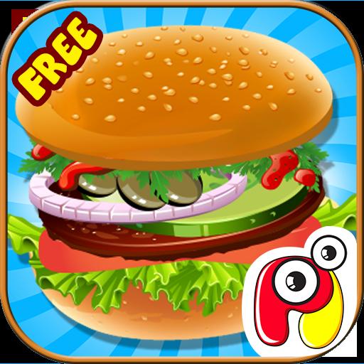 Burger Maker Geschäft Kochen Spiel - Burger Maker Shop - Kostenloser Master Chef Kochen Spiele (Kostenlose Sky Burger)
