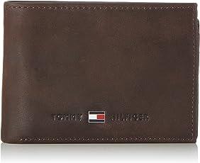 Tommy Hilfiger Johnson AM0AM00662 Herren Geldbörsen 11x8x2 cm (B x H x T)