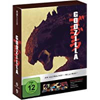 Godzilla Collector's Edition - Limited UCE Edition [4K UHD + Blu-ray]
