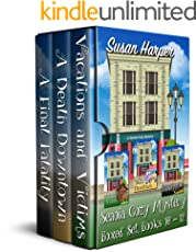 Senoia Cozy Mystery Boxed Set: Books 10 - 12