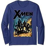 Marvel X-Men Team Takes A Stand Manga Larga