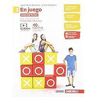 En juego. Ediz. rossa. Per le Scuole medie. Con e-book. Con espansione online: 3: Vol. 3