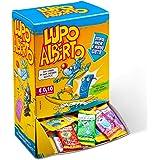 Gelco Lupo Alberto Caramelle Gommose Box da 200 Pezzi, Gusti Assortiti di Frutti, Caramella Incartata Singolarmente, Ideale p