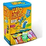 Gelco Lupo Alberto Caramelle Gommose Box da 200 Pezzi, Gusti Assortiti di Frutti, Caramella Incartata Singolarmente…