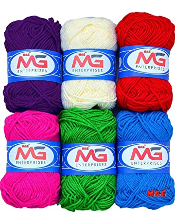 Yarn: Buy Yarn Online at Best Prices in India - Amazon in