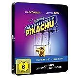 Pokémon Meisterdetektiv Pikachu 3D + 2D Steelbook (exklusiv bei amazon.de) [3D Blu-ray]