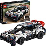 LEGO Technic Auto da Rally Top Gear Telecomandata CONTROL+, Set di Costruzioni, 42109