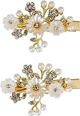 Vogue New Exclusive Wedding Party Bridal Fancy Hair Clip Hair Pins Hair Accessories Premium Quality