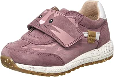 Geox B Alben Girl B, Sneaker Bambina