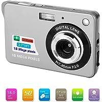 Bosszi Digitalkamera für Kinder, Kompakte Digitale Videokamera 18 Megapixel Wiederaufladbare…