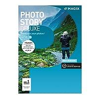 la nouvelle façon de présenter ses photos : avec MAGIX Photostory Deluxe, créez de captivants diaporamas et redécouvrez vos meilleurs instants. Chargez directement les images des appareils photo reflex ou d'un smartphone dans ce slideshow-mak...