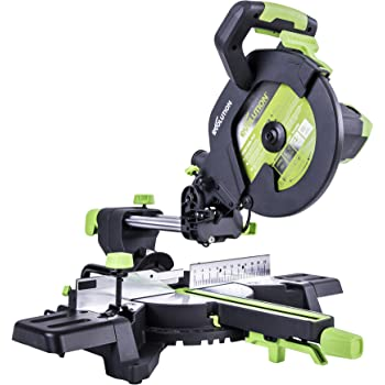 Evolution R255SMS+ Multi-Material Sliding Mitre Saw with Plus Pack ...
