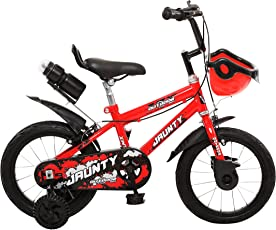 Outdoor Bikes Jaunty BMX 14 inches Bicycle for 3 to 5 Age Group (Semi Assembled with Assembly Instruction Manual & Tool Kit)