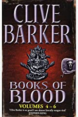 Books of Blood: Volumes 4-6 Paperback