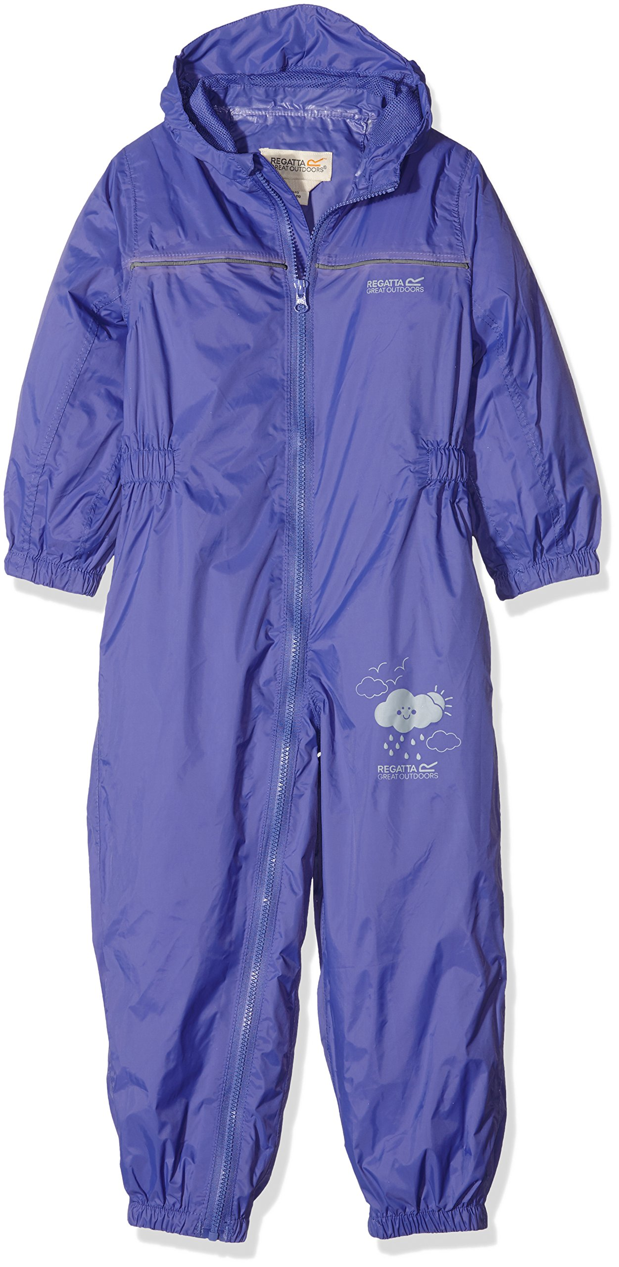 Regatta Puddle IV - Mono Infantil Impermeable 1