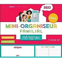 Mini-organiseur familial Mémoniak 2021-2022