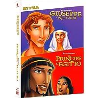 Giuseppe Il Re dei Sogni + Il Principe d'Egitto (Box Set) (2 DVD)