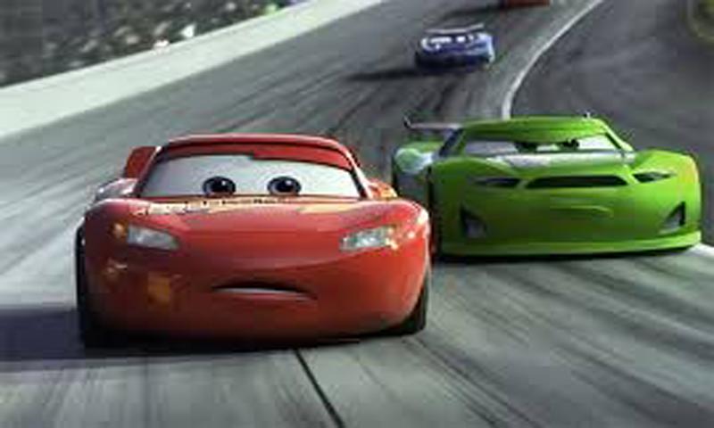 Image of Lightning Mcqueen Race
