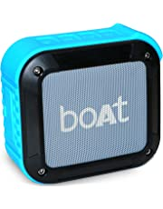 boAt Stone 200 Portable Bluetooth Speakers (Blue)