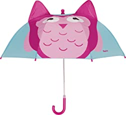 Playshoes Mädchen Regenschirm Printed Umbrella