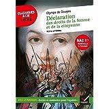 Déclaration des droits de la femme et de la citoyenne (Bac 2022, 1re générale & 1re techno): suivi du parcours « Écrire et co
