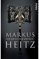 Der Krieg der Zwerge: Roman (Die Zwerge 2) Kindle Ausgabe