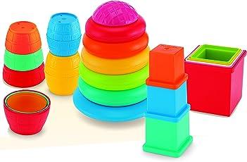 Giggles Stack n Nest Toy 2014, Multi Color