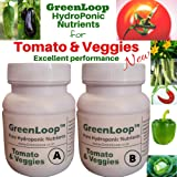 GreenLoop Hydroponic Nutrients - Tomato & Veggies