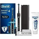 Oral-B Crossaction Brosse à dents électrique et dentifrice Gengive et vernis Pro-Repair Classique, le choix des dentistes