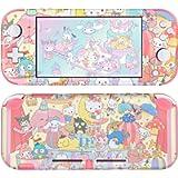 DLseego Switch Lite Skin Sticker Pretty Pattern Full Wrap Skin Pellicola Protettiva Adesivo Compatibile con Nintendo…