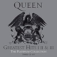 Queen Greatest Hits I, II & III