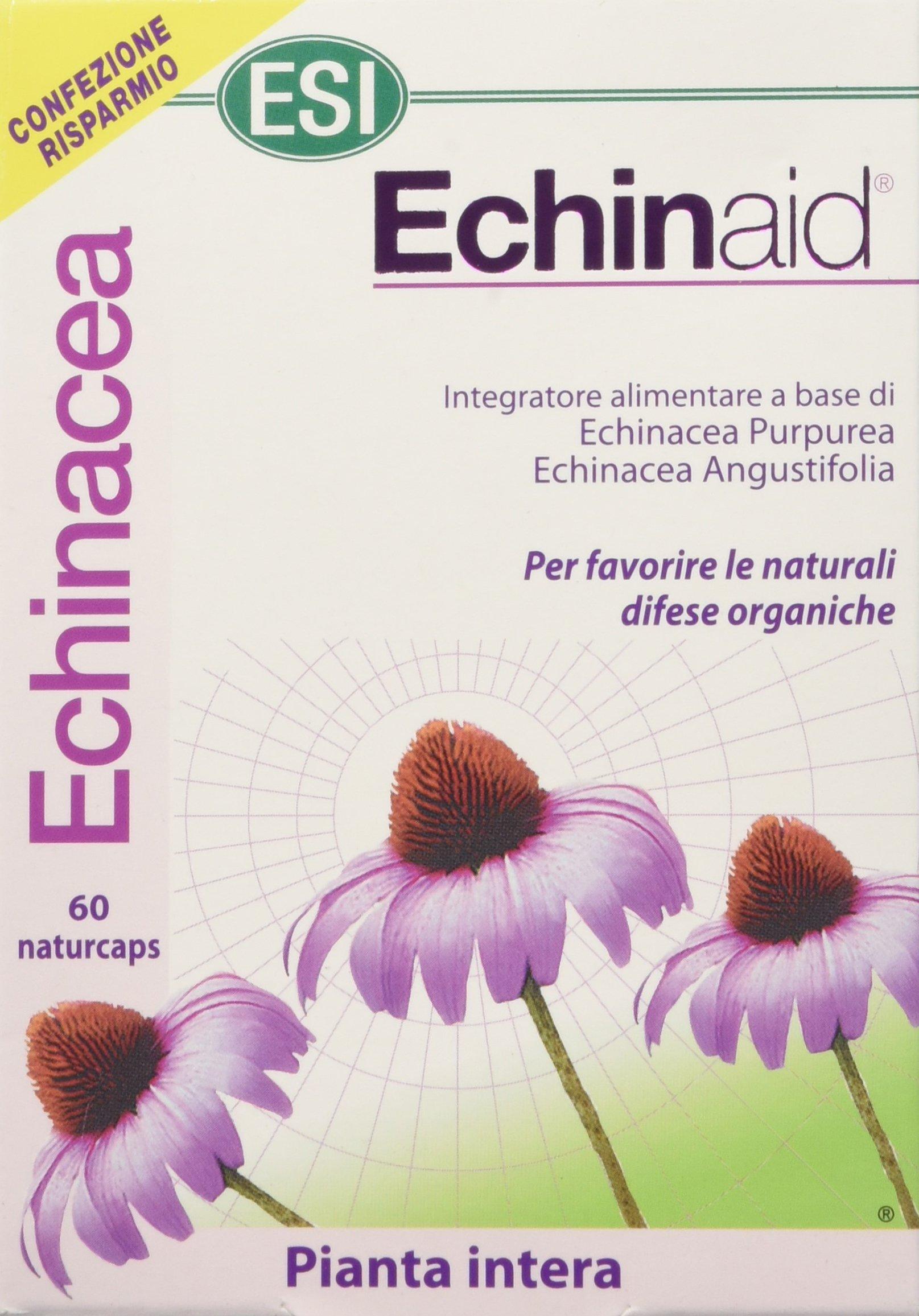 Echinaid - 60 Naturcaps 1 spesavip