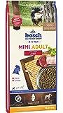 bosch HPC Mini Adult mit Lamm & Reis | Hundetrockenfutter für ausgewachsene Hunde kleiner Rassen