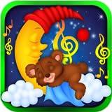 Baby Bear canciones somnolientos colección: la hora de dormir compañera con canciones de cuna y canciones infantiles lúdicas