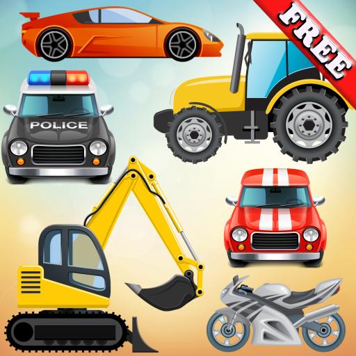 Vehiculos Y Coches Para Bebes Y Ninos Jugar Con Camiones Tractores