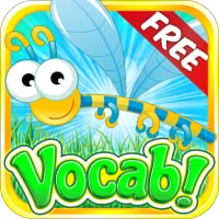 Kindergarten Vocabulicious Free: sight words flash cards for kids to practice vocabulary memory and spelling games