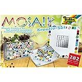 Folia 575720–Jumbo Kit de mosaïque créatif 282Pièces