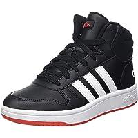adidas Hoops Mid 2.0 K, Scarpe da Basket Unisex-Bambini