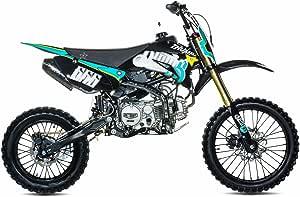 Dirtys Detroit Thumpstar Pit Bike Dirt Bike 170 Cc Sport Freizeit